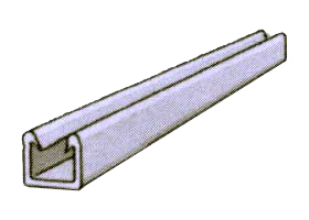 Power strut channel
